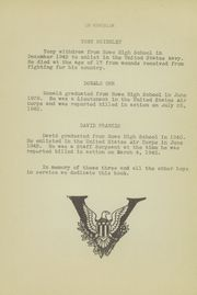 Page 9, 1945 Edition, Howe High School - Spotlight Yearbook (Howe, TX) online yearbook collection