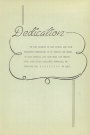 Page 11, 1947 Edition, Howe High School - Spotlight Yearbook (Howe, TX) online yearbook collection