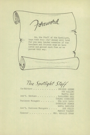 Page 13, 1947 Edition, Howe High School - Spotlight Yearbook (Howe, TX) online yearbook collection