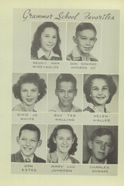 Page 85, 1947 Edition, Howe High School - Spotlight Yearbook (Howe, TX) online yearbook collection