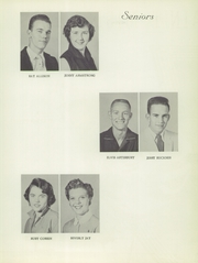 Page 11, 1956 Edition, Howe High School - Spotlight Yearbook (Howe, TX) online yearbook collection