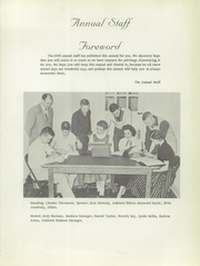 Page 5, 1956 Edition, Howe High School - Spotlight Yearbook (Howe, TX) online yearbook collection