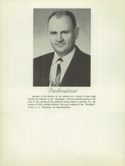 Page 6, 1956 Edition, Howe High School - Spotlight Yearbook (Howe, TX) online yearbook collection