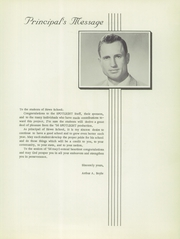 Page 7, 1956 Edition, Howe High School - Spotlight Yearbook (Howe, TX) online yearbook collection