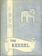 Tahoka High School - Kennel Yearbook (Tahoka, TX) online yearbook collection, 1950 Edition, Page 1