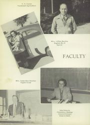 Page 12, 1950 Edition, Tahoka High School - Kennel Yearbook (Tahoka, TX) online yearbook collection