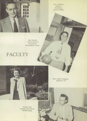 Page 13, 1950 Edition, Tahoka High School - Kennel Yearbook (Tahoka, TX) online yearbook collection