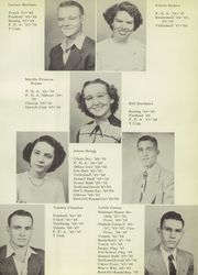 Page 17, 1950 Edition, Tahoka High School - Kennel Yearbook (Tahoka, TX) online yearbook collection