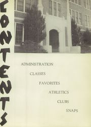 Page 9, 1950 Edition, Tahoka High School - Kennel Yearbook (Tahoka, TX) online yearbook collection