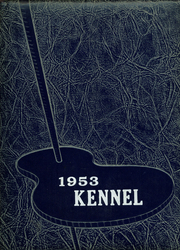 1953 Edition, Tahoka High School - Kennel Yearbook (Tahoka, TX)