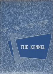 Tahoka High School - Kennel Yearbook (Tahoka, TX) online yearbook collection, 1955 Edition, Page 1