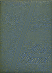 Tahoka High School - Kennel Yearbook (Tahoka, TX) online yearbook collection, 1956 Edition, Page 1