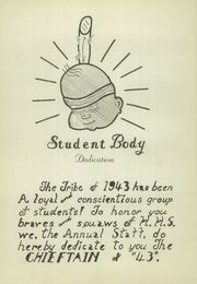 Page 10, 1943 Edition, Haskell High School - Chieftain Yearbook (Haskell, TX) online yearbook collection