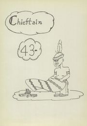 Page 9, 1943 Edition, Haskell High School - Chieftain Yearbook (Haskell, TX) online yearbook collection