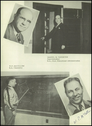 Page 10, 1950 Edition, Haskell High School - Chieftain Yearbook (Haskell, TX) online yearbook collection