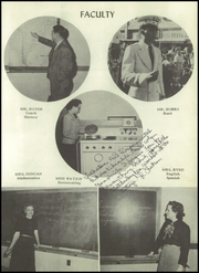 Page 11, 1950 Edition, Haskell High School - Chieftain Yearbook (Haskell, TX) online yearbook collection