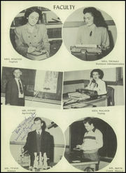 Page 12, 1950 Edition, Haskell High School - Chieftain Yearbook (Haskell, TX) online yearbook collection