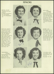Page 16, 1950 Edition, Haskell High School - Chieftain Yearbook (Haskell, TX) online yearbook collection