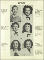 Page 17, 1950 Edition, Haskell High School - Chieftain Yearbook (Haskell, TX) online yearbook collection