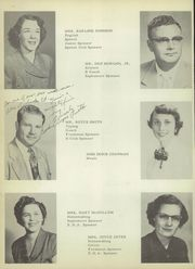 Page 10, 1954 Edition, Haskell High School - Chieftain Yearbook (Haskell, TX) online yearbook collection