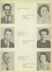 Page 11, 1954 Edition, Haskell High School - Chieftain Yearbook (Haskell, TX) online yearbook collection