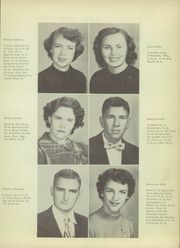 Page 15, 1954 Edition, Haskell High School - Chieftain Yearbook (Haskell, TX) online yearbook collection