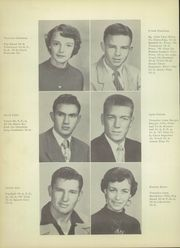 Page 16, 1954 Edition, Haskell High School - Chieftain Yearbook (Haskell, TX) online yearbook collection