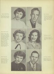 Page 17, 1954 Edition, Haskell High School - Chieftain Yearbook (Haskell, TX) online yearbook collection