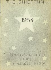 Page 5, 1954 Edition, Haskell High School - Chieftain Yearbook (Haskell, TX) online yearbook collection