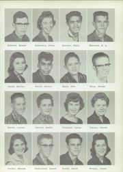 Page 15, 1960 Edition, Haskell High School - Chieftain Yearbook (Haskell, TX) online yearbook collection