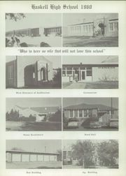 Page 9, 1960 Edition, Haskell High School - Chieftain Yearbook (Haskell, TX) online yearbook collection