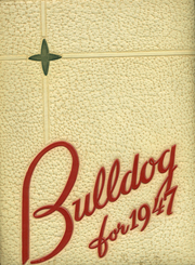 Page 1, 1947 Edition, Ranger High School - Bulldog Yearbook (Ranger, TX) online yearbook collection