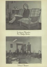 Page 10, 1947 Edition, Ranger High School - Bulldog Yearbook (Ranger, TX) online yearbook collection