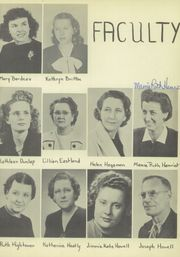 Page 11, 1947 Edition, Ranger High School - Bulldog Yearbook (Ranger, TX) online yearbook collection