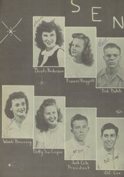 Page 16, 1947 Edition, Ranger High School - Bulldog Yearbook (Ranger, TX) online yearbook collection
