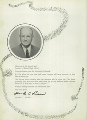 Page 10, 1958 Edition, Pewitt High School - Round Up Yearbook (Omaha, TX) online yearbook collection