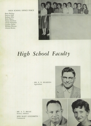 Page 12, 1958 Edition, Pewitt High School - Round Up Yearbook (Omaha, TX) online yearbook collection