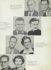 Page 13, 1958 Edition, Pewitt High School - Round Up Yearbook (Omaha, TX) online yearbook collection