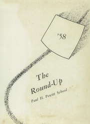 Page 5, 1958 Edition, Pewitt High School - Round Up Yearbook (Omaha, TX) online yearbook collection
