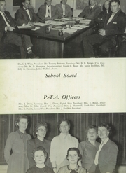 Page 8, 1958 Edition, Pewitt High School - Round Up Yearbook (Omaha, TX) online yearbook collection