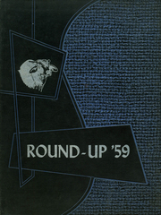 Page 1, 1959 Edition, Pewitt High School - Round Up Yearbook (Omaha, TX) online yearbook collection