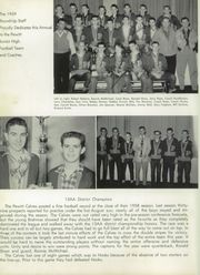 Page 12, 1959 Edition, Pewitt High School - Round Up Yearbook (Omaha, TX) online yearbook collection