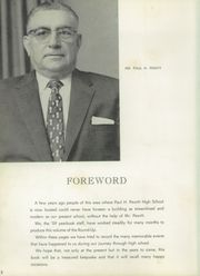 Page 6, 1959 Edition, Pewitt High School - Round Up Yearbook (Omaha, TX) online yearbook collection