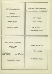 Page 10, 1950 Edition, Elysian Fields High School - Jacket Yearbook (Elysian Fields, TX) online yearbook collection