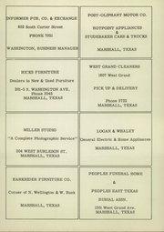 Page 12, 1950 Edition, Elysian Fields High School - Jacket Yearbook (Elysian Fields, TX) online yearbook collection