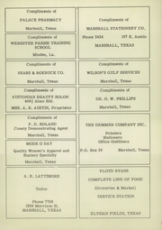 Page 4, 1950 Edition, Elysian Fields High School - Jacket Yearbook (Elysian Fields, TX) online yearbook collection