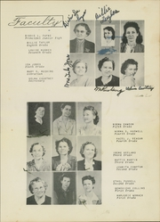 Page 17, 1947 Edition, Groveton High School - Tomahawk Yearbook (Groveton, TX) online yearbook collection
