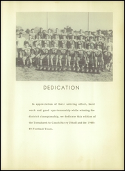Page 11, 1949 Edition, Groveton High School - Tomahawk Yearbook (Groveton, TX) online yearbook collection