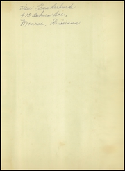Page 3, 1949 Edition, Groveton High School - Tomahawk Yearbook (Groveton, TX) online yearbook collection