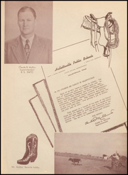 Page 11, 1947 Edition, Hallettsville High School - Brahma Yearbook (Hallettsville, TX) online yearbook collection
